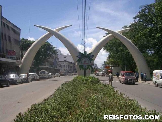 Mombasa, Кения