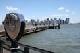 Battery Park, het Vrijheidsbeeld en Ellis Island