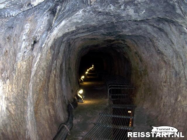 Tunnel van eupalinus