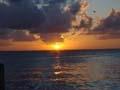 Zonsondergang Cancun