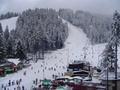 Wintersport in Borovets