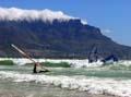 Surfen en Kiten