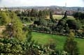 Staatsgebouw tuin
