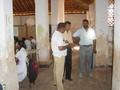 School Pitipana die duidelijk aan een renovatie toe is