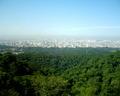 Uitzicht over São Paulo.