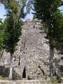 Coba, La Iglesia (42 m. hoog)