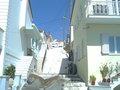 Een straatje in Pythagorion