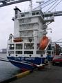 Per schip naar Lissabon