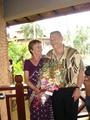 Onze trouwdag in Sri Lanka