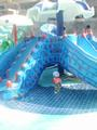 kleinste glijbaantjes (Aquapark)