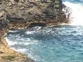 Langs de kust van Caleta de Fuste