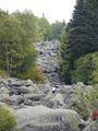 Stenen rivier op Vitosha
