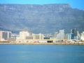 Waterfront van Kaapstad.