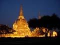 Wat by night