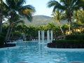zicht vanuit costa dorada hotel puerto plata