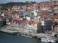Oever van de Douro in Porto