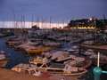 Haven Funchal ín de avond