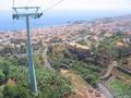 Kabelbaan tocht vanuit Monte