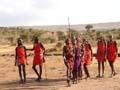 Masai krijgers