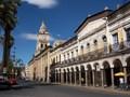 Cochabamba centale plein