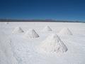 Salar de uyuni, het zoutmeer