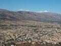 Uitzicht over Cochabamba