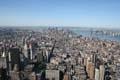 Empire state building, Uitzicht vanaf het Empire State Building richting downtown, 1