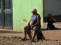 Bijbruinen in Trinidad