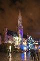 Kerst op de Grote markt in Brussel 2011
